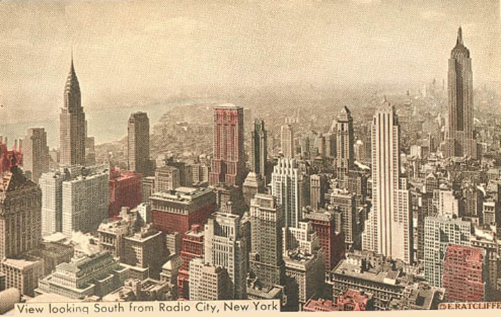 View_Looking_South_from_Radio_City_NYC