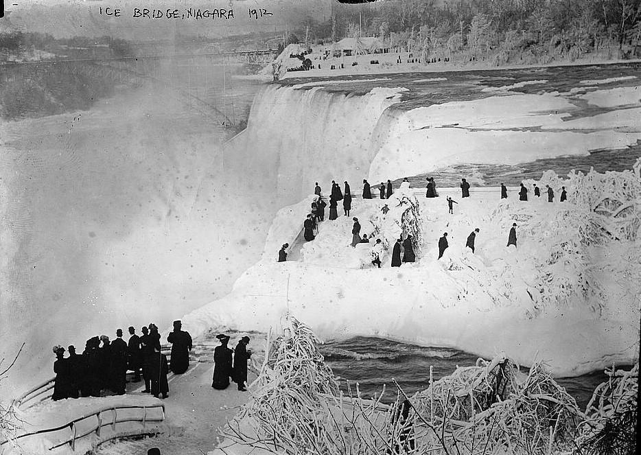 ice bridge 1912