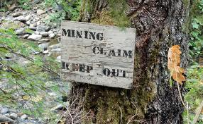 oregon bound mining