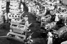Dog Days and Polio -Struck fear in the heart of many parents in the 1950's
