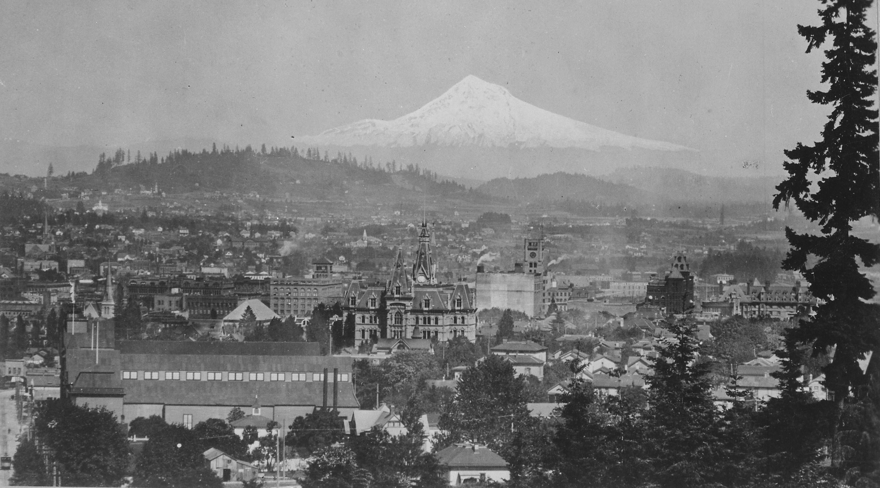 Portland Oregon 1890