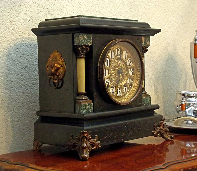 Clock - seth thomas