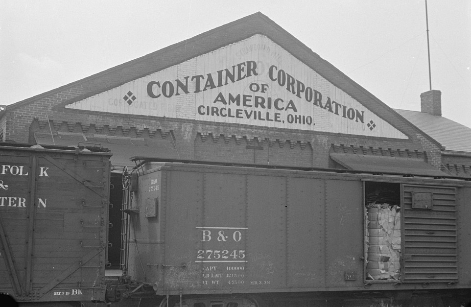 containier corporation
