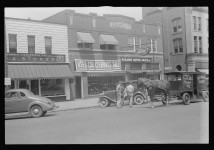 Circleville, Ohio – unveiled Part V – other street scenes from 1938