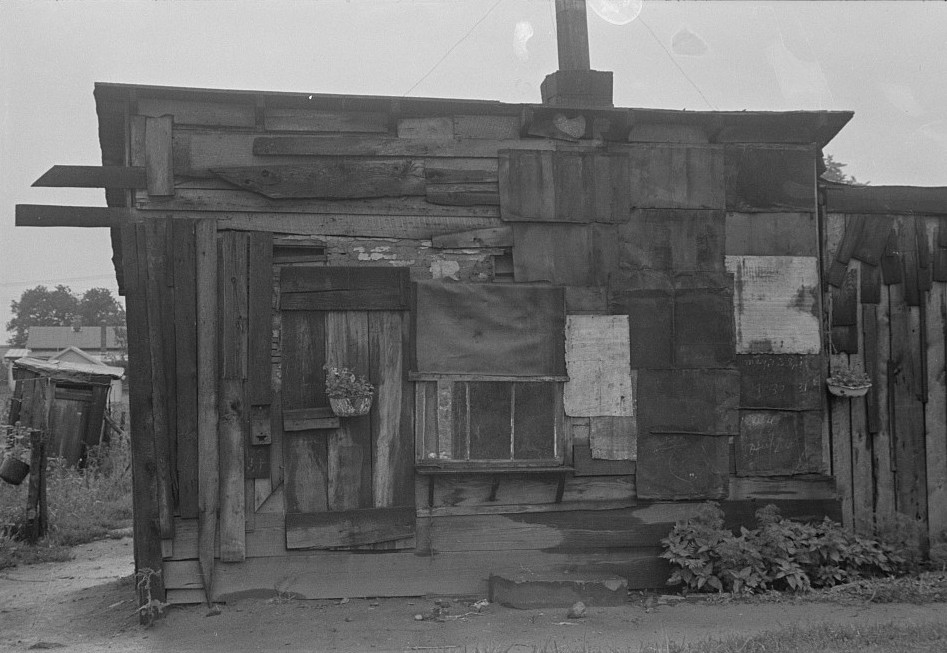 hooverville - house
