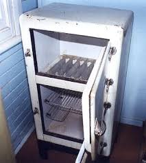 old ice box