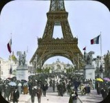 These films are like home movies of the 1900 Paris Exposition.