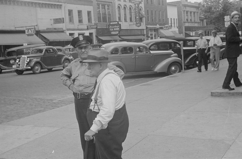 policeman and man2