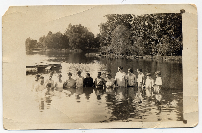 river baptism arkansas