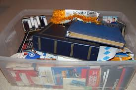 scrapbooks box