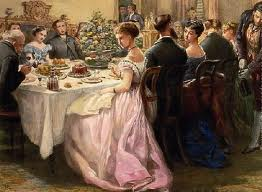 DYK: Social Standing and dinners – Watch where you are seated!