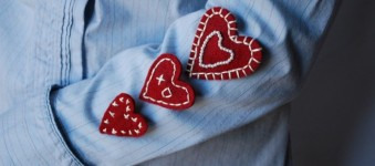 DYK: Have you ever worn your heart on your sleeve?