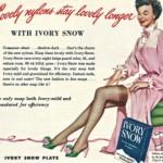 ivory snow ad