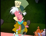 DYK: Mad as a hatter  is not from Alice in Wonderland like I thought
