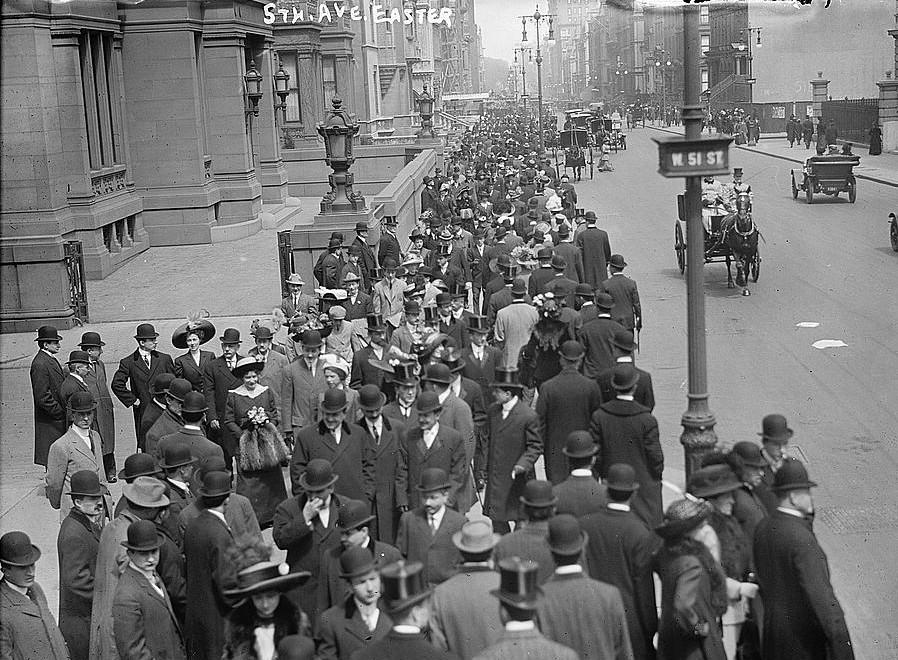men 1910