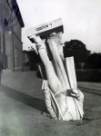Probably the earliest film of Stanford University – shows the arch in 1897 before destroyed by earthquake