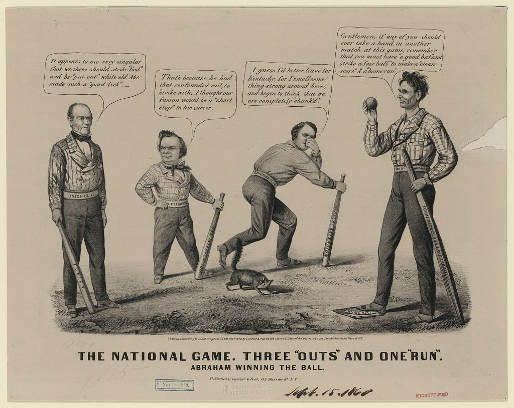 A satirical on Abraham lincoln