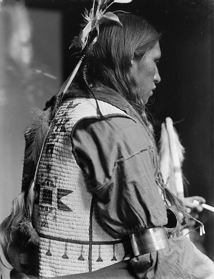 Bad bear American indian