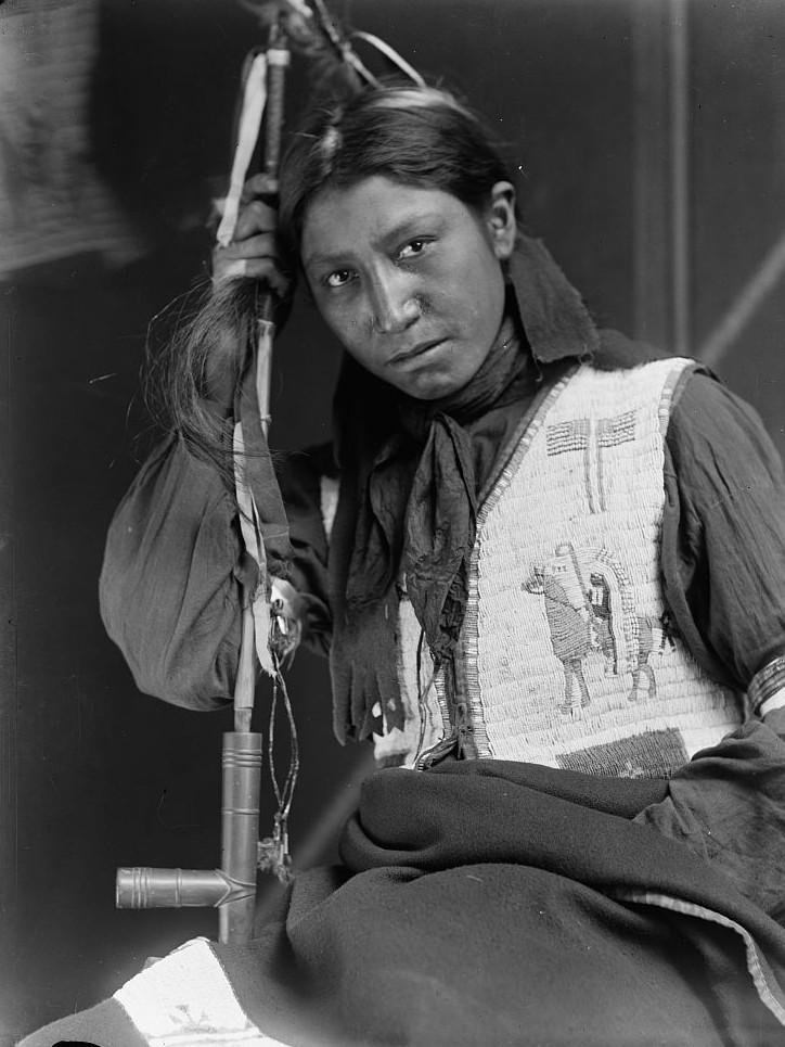 Charles American Horse, American Indian