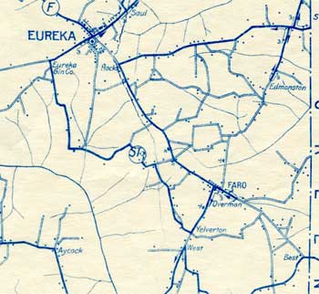 Goldsboro -Wayne-County-map