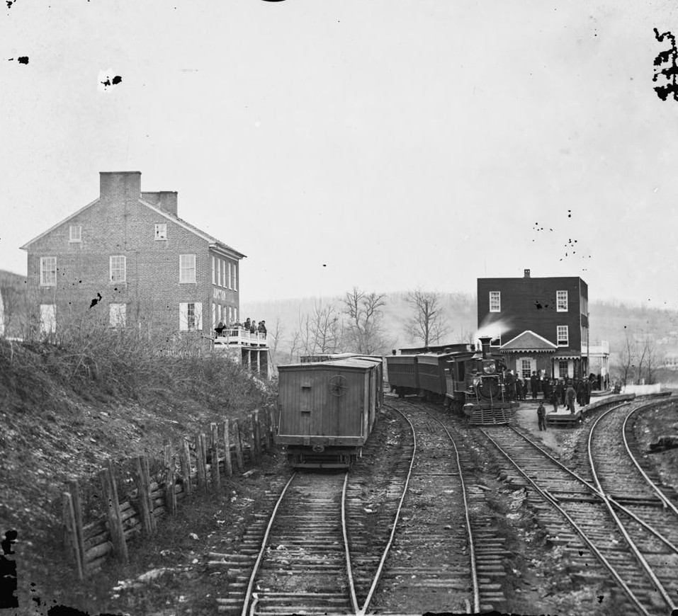 Hanover junction Pa 1863