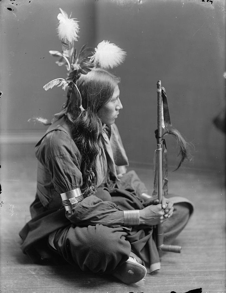 William Frog, Sioux American Indian