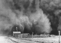 IN THEIR OWN WORDS: Amazing film and interview of a woman's experiences during the dust bowl.