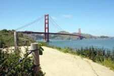 Golden Gate Recreation area has changed over the years