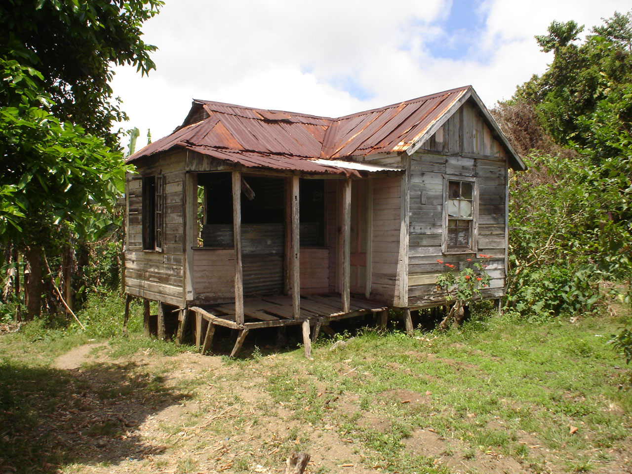 do you remember the first shell homes they were much better than two room shacks photographs