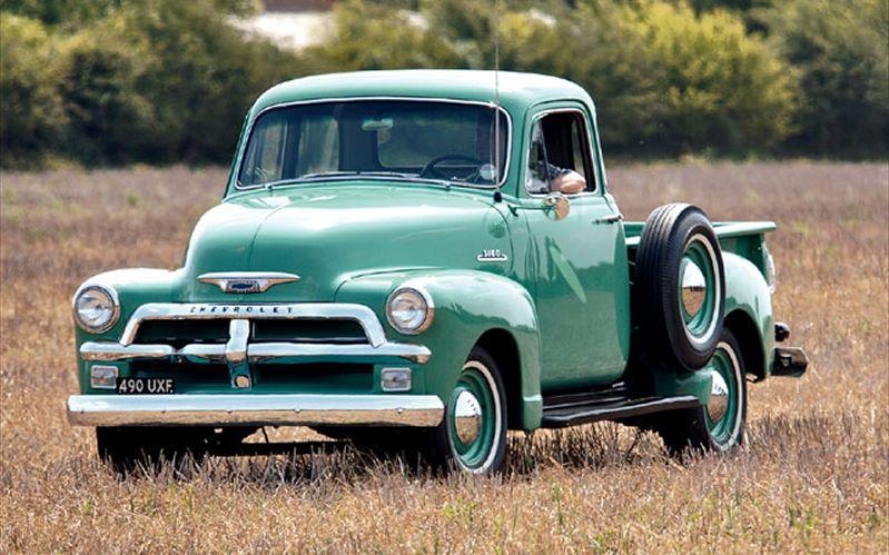1954 truck
