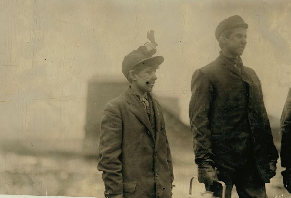 Arthur Havard, a young driver, Shaft 6, Pennsylvania Coal Company. Location South Pittston, Pennsylvania. 1911 hines