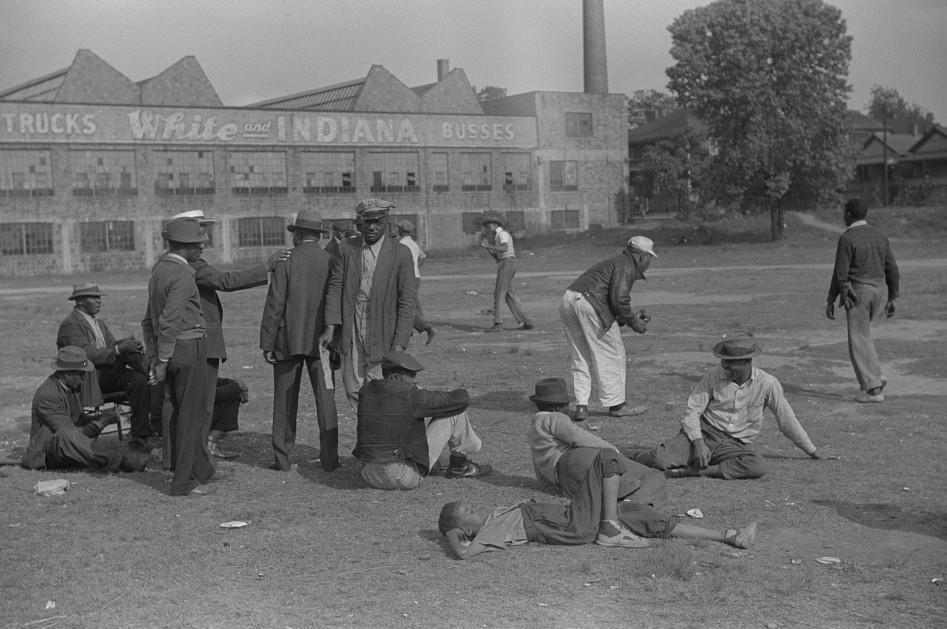 Baseball game 1939