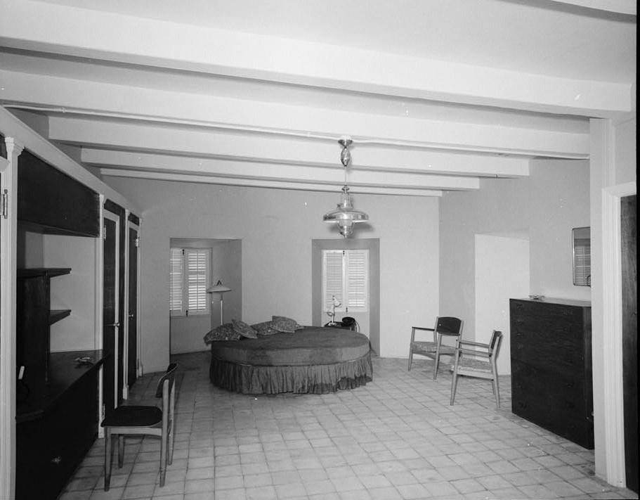 Bluebeard's Castle, Frederiksberg Estate, Charlotte Amalie, St. Thomas, VI ca. 1933 Interior