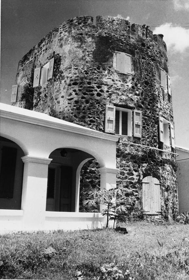Bluebeard's Castle, Frederiksberg Estate, Charlotte Amalie, St. Thomas, VI