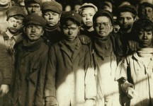 Imagine sending your nine-year old son to work in a coal mine at this age? [1911 photographs]
