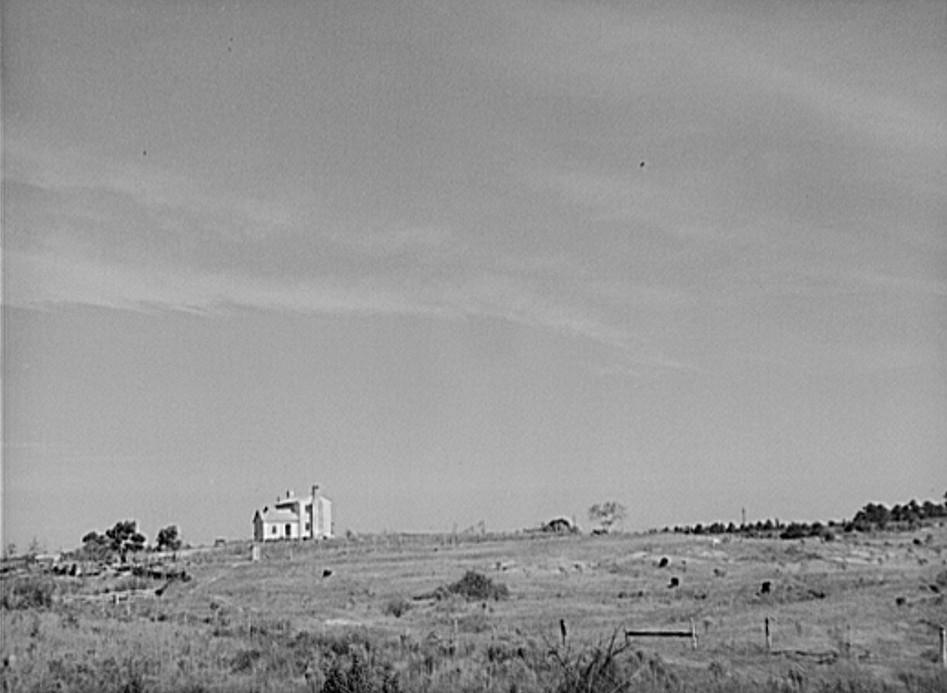 Jackson homestead 1941
