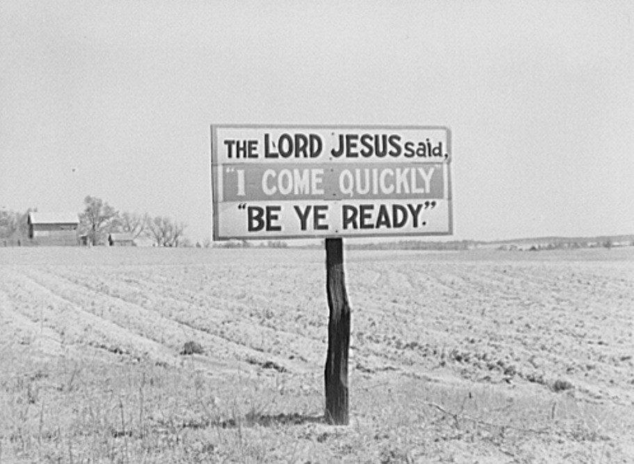 Road signs Photographed by Marion Post Walcott 1939