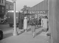 Atlanta, Georgia looked very different in 1939