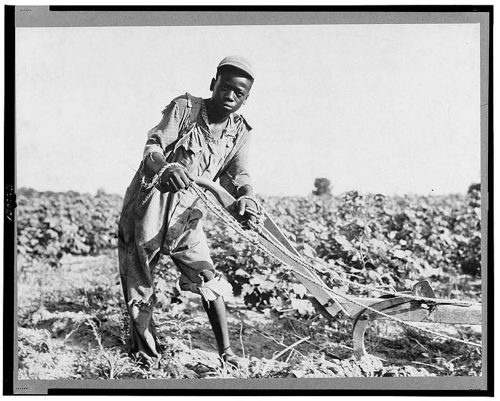 Vivid photographs reveal Sharecroppers lives in Georgia ...