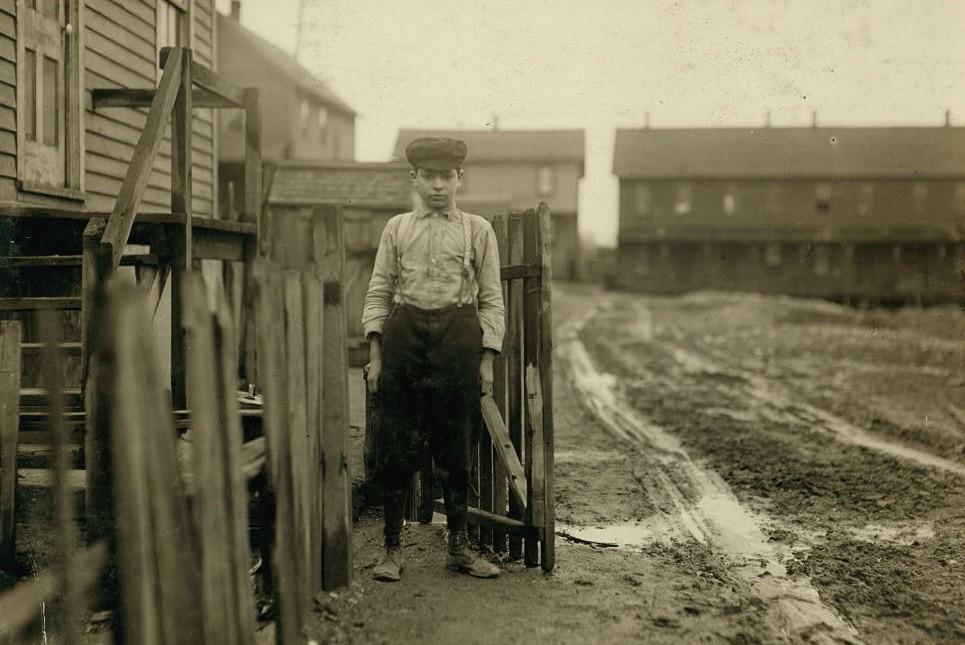 Tom vitol under 14 1911