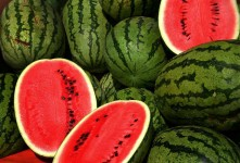 Good Ole Summertime Watermelons – Is there anything better?