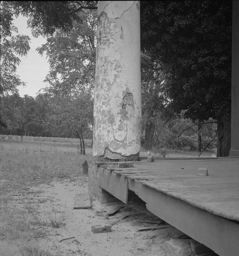 antebellum mansion4 Greene county dorothea lange