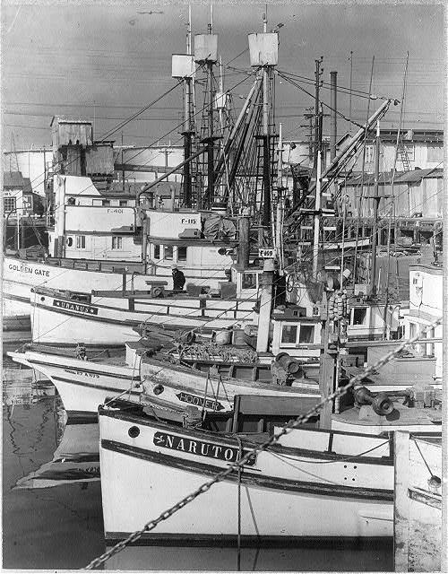 boats relocation April 1942