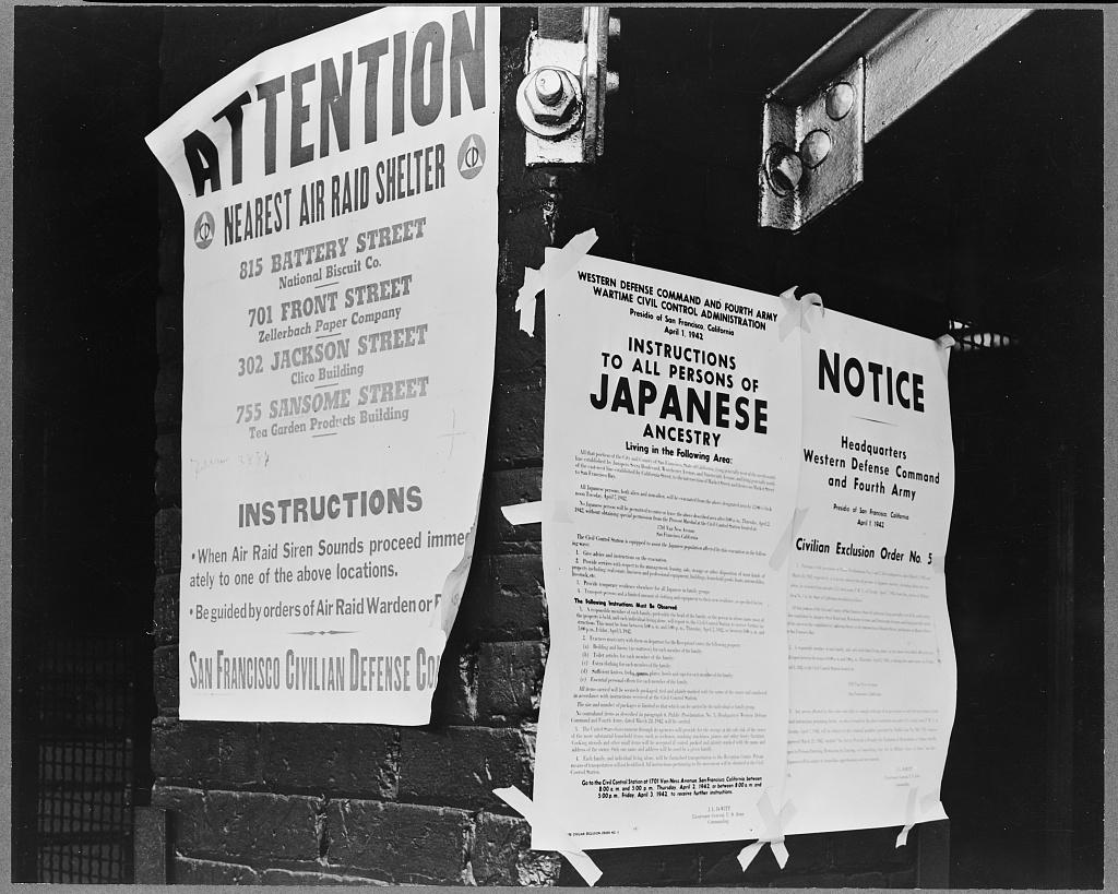 civilian exclusion april 9