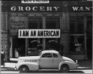 The Japanese Internment of WWII – The Evacuation – [vintage photographs] – Part I