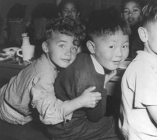 japanese boys relocate
