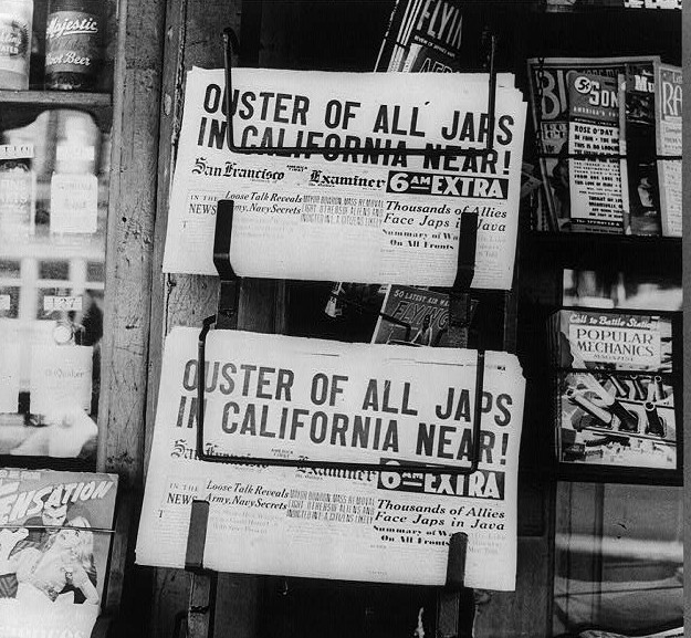 newspaper april 1942