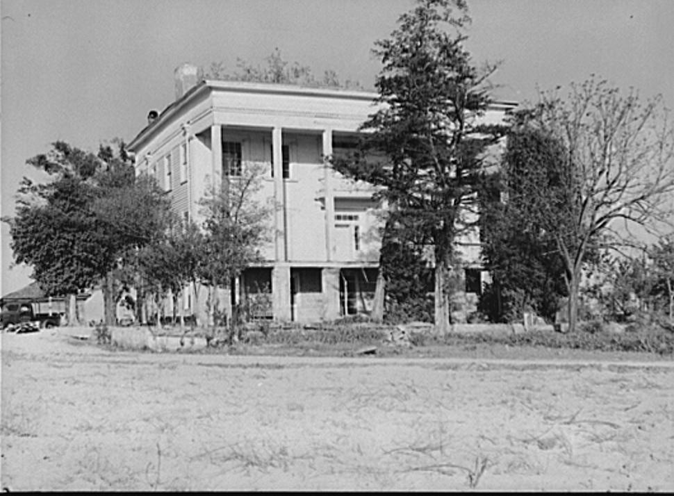 old jackson home 1939