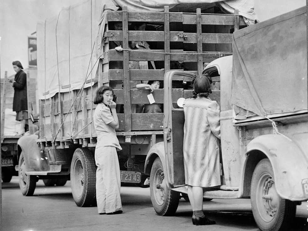 relocation truck unknown photo
