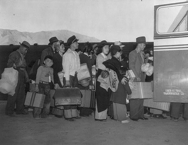 transfert to bus april 1942